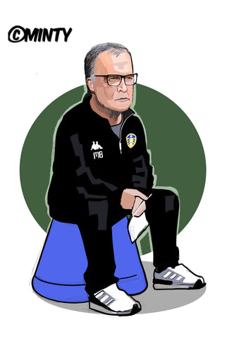 The Bielsa Effect Print