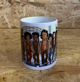 Warriors Mint Tea MUG