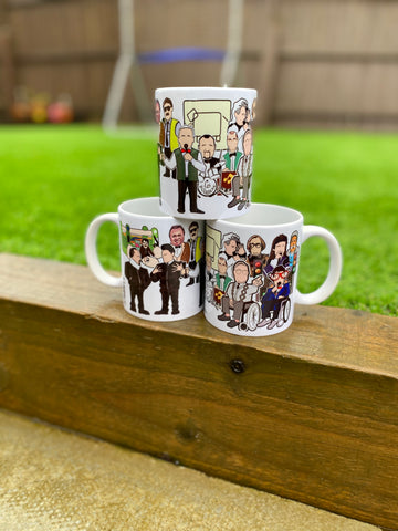 PHOENIX NIGHTS Mint Tea MUG