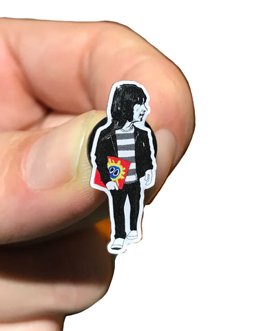 Primal Scream Bobby Gillespie  limited edition Pin