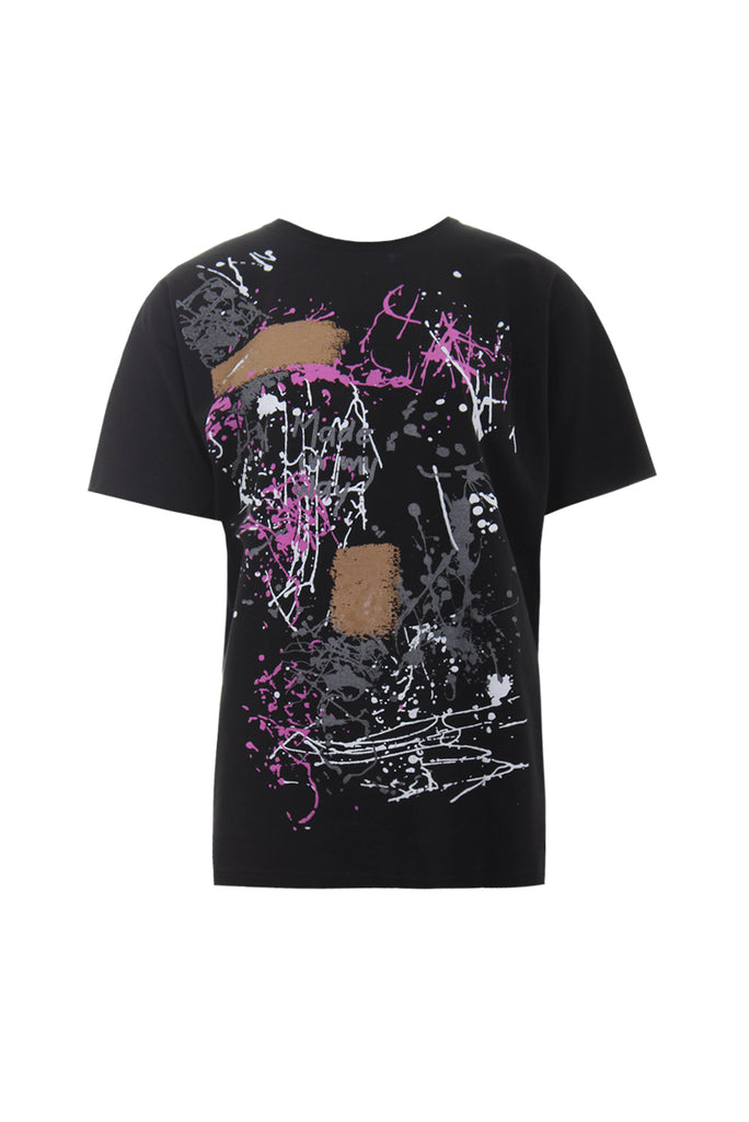 Black Splash T-Shirt