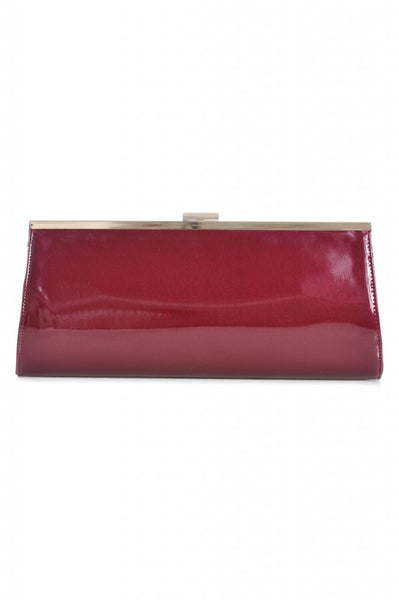 Over Sized Shiny Clutch Bag