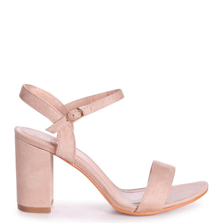 CHLOE - Orange Snake Mix Platform Heels With Double Crossover Ankle Straps