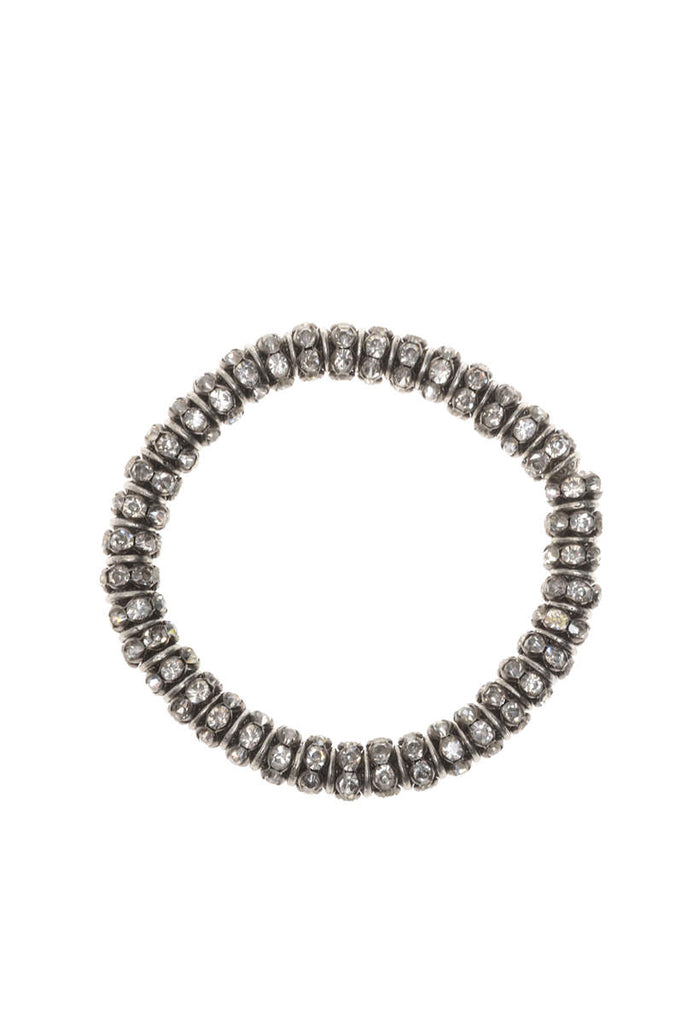 Diamante Bead Bracelet