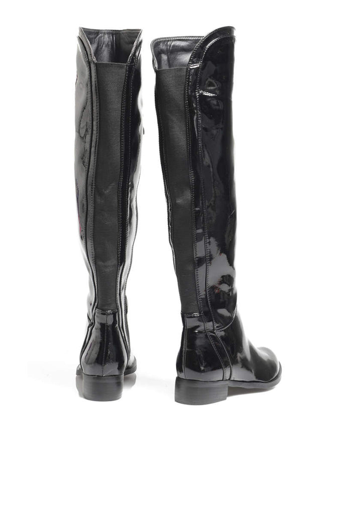 Over The Knee High Riding  Boots