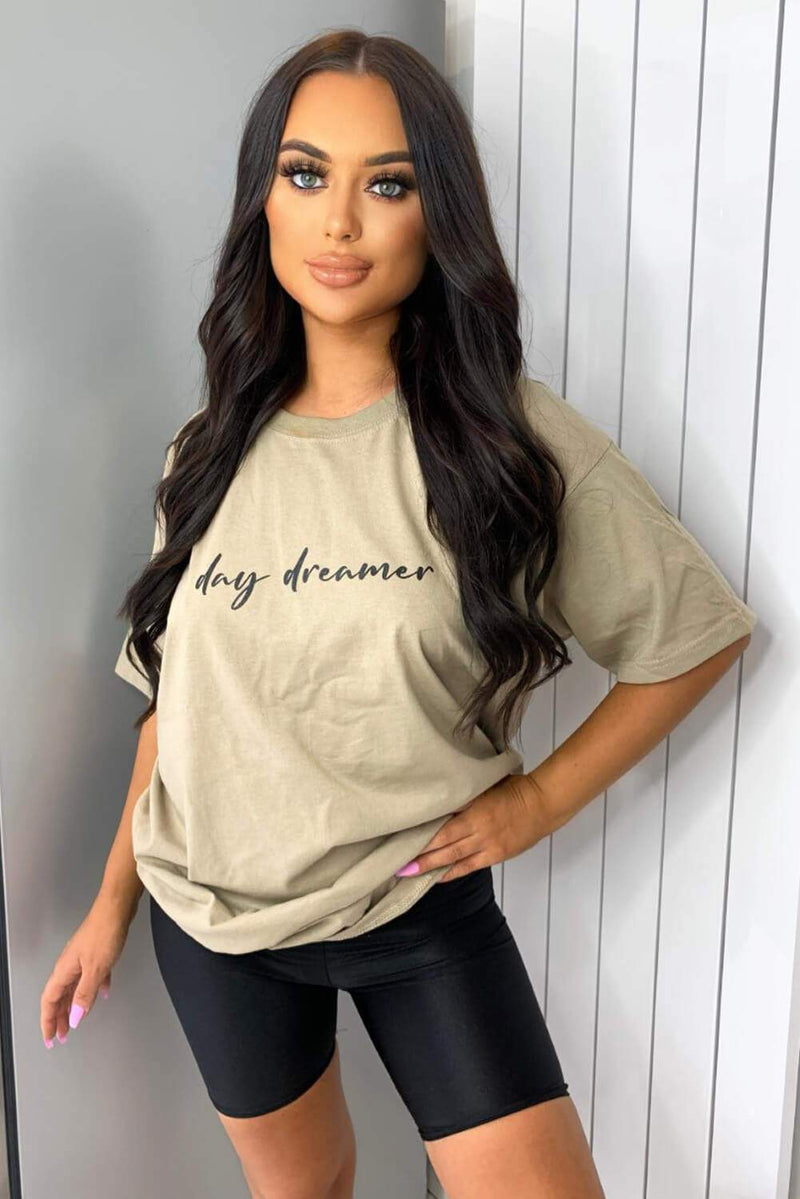 Stone Day Dreamer T Shirt