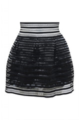 Block Colour Skirt