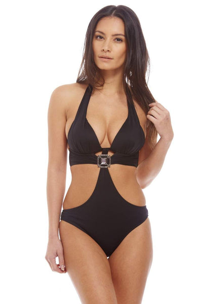 Jewel Plain Monokini