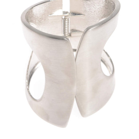 Cut Out Cuff Bangle