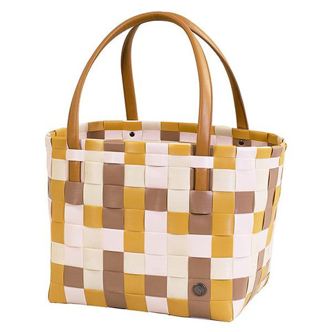 COLOR BLOCK SHOPPER HONEY MIX