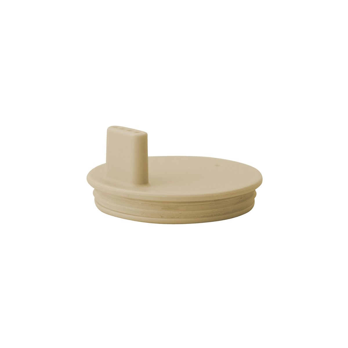 DRINK LID FOR TRITAN CUP BEIGE