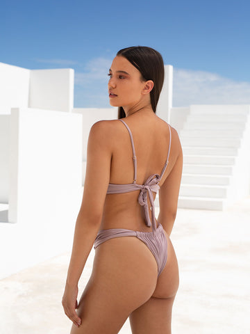 Nia Bottom - Plum