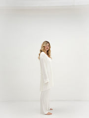 Lounge Robe - Cream