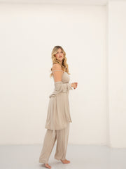 Lounge Pant - Beige