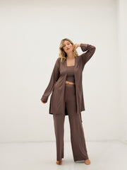 Lounge Pant - Taupe