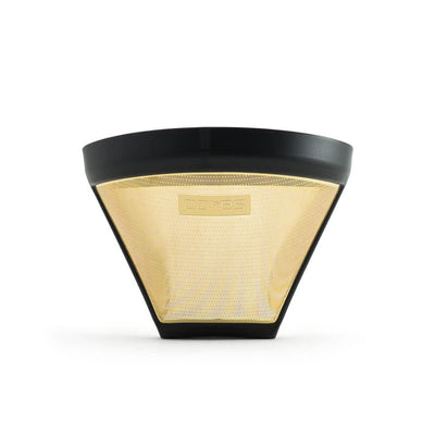Cores Gold Cone Filter - Maven Coffee Store