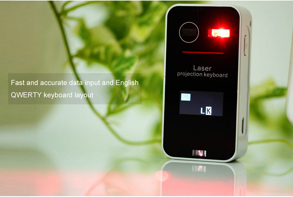 Bluetooth Laser Projection Virtual Keyboard