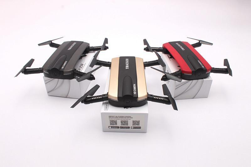 Quadcopter FPV Mini Drone With Camera HD