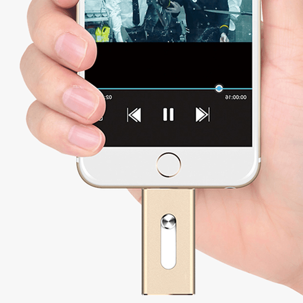 iOS USB Flash Drive for iPhone and iPad