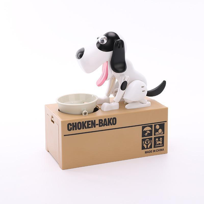 Dog Coin Bank For Kids