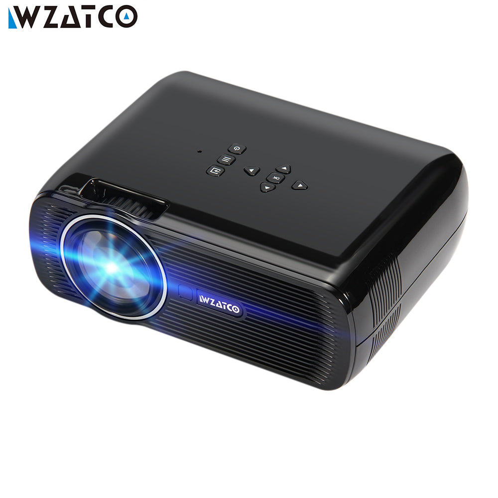 CTL80 Android 6 Wifi Smart Portable Mini LED 3D TV Projector