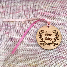 Fibre Fairy - Cedar Wood Moth Repellent hanging disc