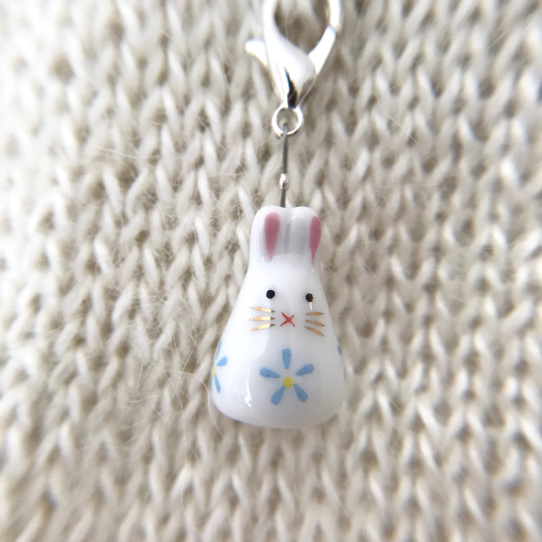 Baby Bunny Progress Keeper - Blue