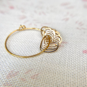 Eight Simple Heart Stitch Markers