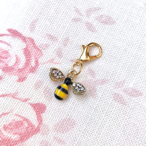 Sparkly Bee -Progress Keeper