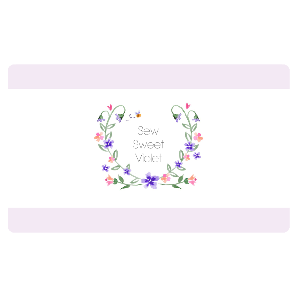 Sew Sweet Violet Gift Card - £5 - £100