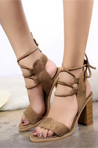 Boho Dream Heels - Two Colors - La Splendour
