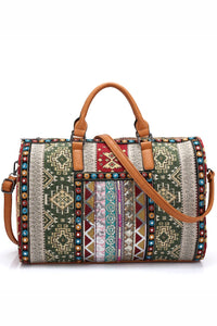 Bronco - Ethnic Cross-body Bag - La Splendour