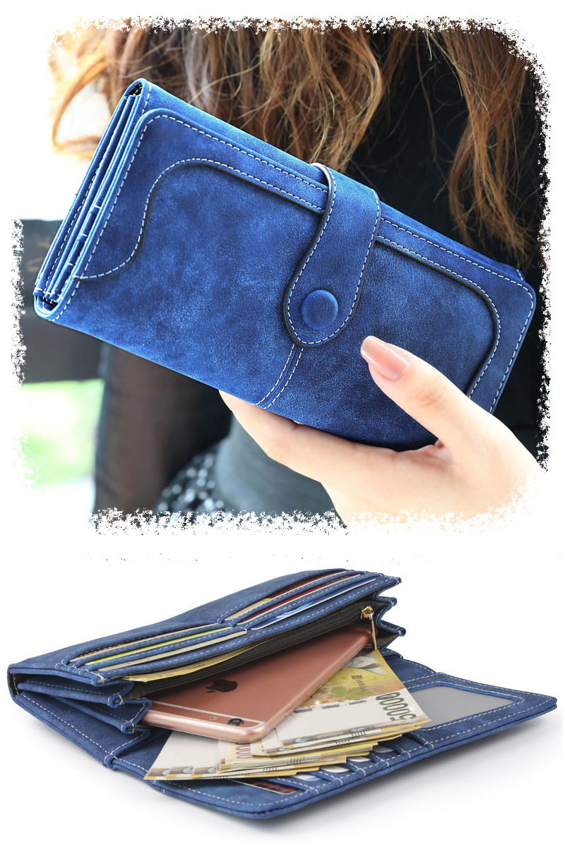 Cloud - Wallet In Nine Colors - La Splendour