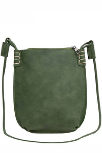 Dispatch - Cross-body In Five Colors - La Splendour