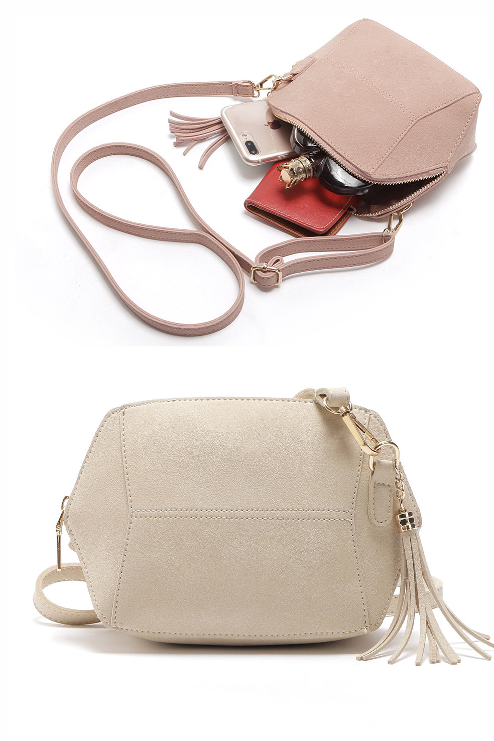 Playchip - Cross-body In Ten Colors - La Splendour