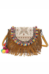 Ride - Ethnic Cross-body - La Splendour