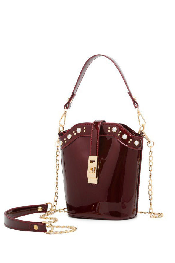 Slingshot - Cross-body In Three Colors - La Splendour