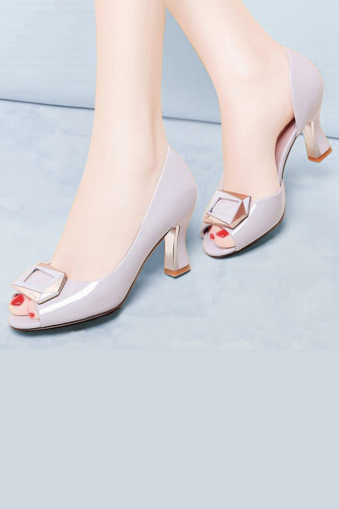 Sweet Senora Heels - Two Colors - La Splendour