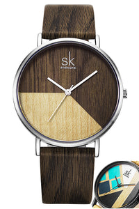 Wood-art Timepiece - La Splendour