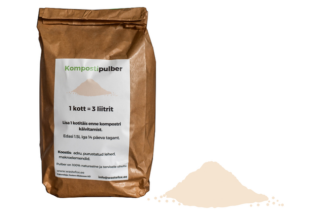 Compost Powder