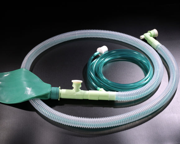 ONTEX Adult Bain Anesthesia Breathing Circuit