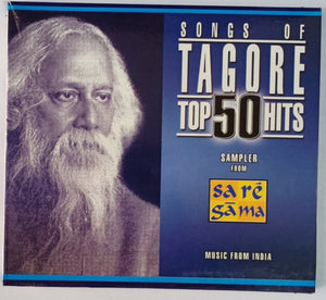 Songs Of Tagore Top 50 Hits 3CDs Pack