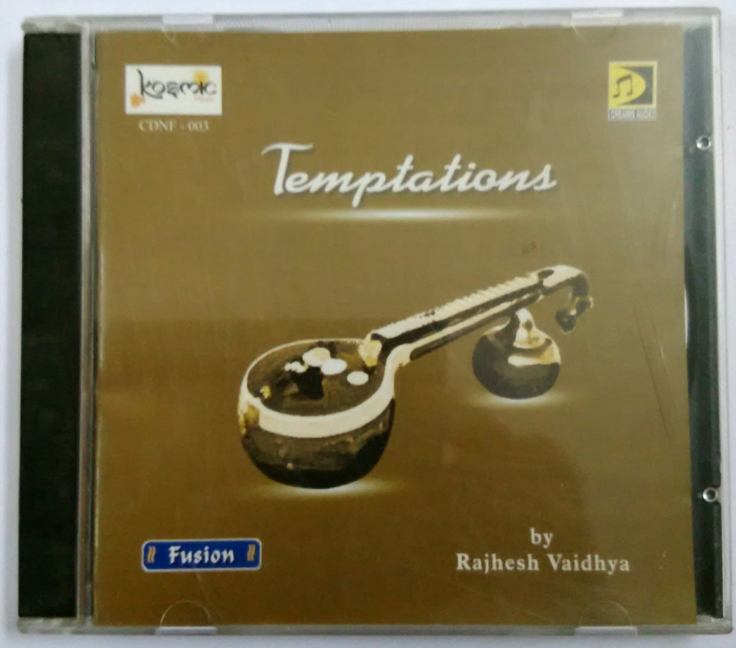 Temptations by Rajhesh Vaidhya