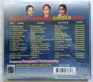 Elegant Singers Golden Hits