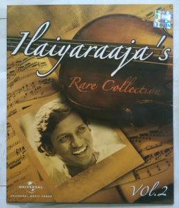 Ilaiyaraaja's Rare Collection Vol-2 ( Echil Iravugal / Aarathanai /Metti & Bonus Tracks )