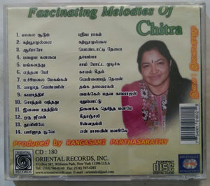 Fascinating Melodies Of Chitra