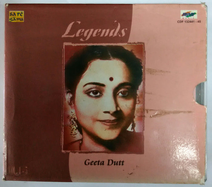 Legends Geeta DuttVol 1-5