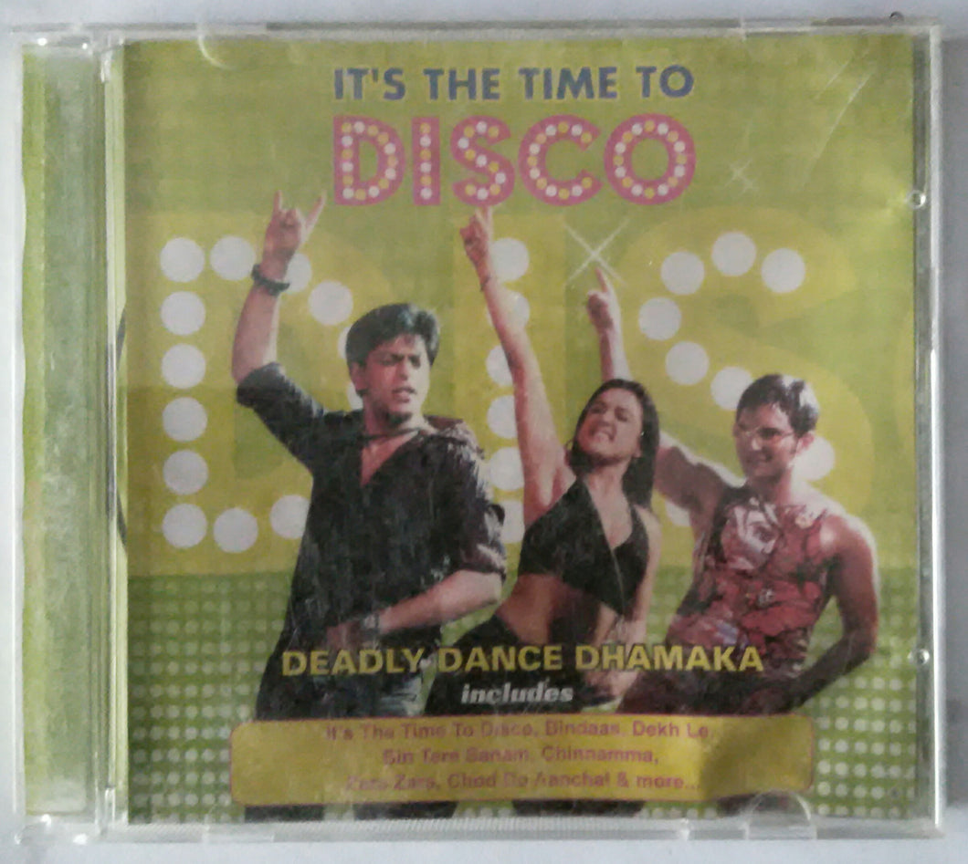 It's The Time To Disco