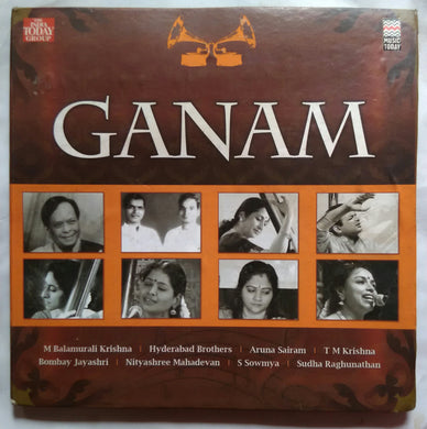 The India Today Group Ganam ( 8 CD Pack )