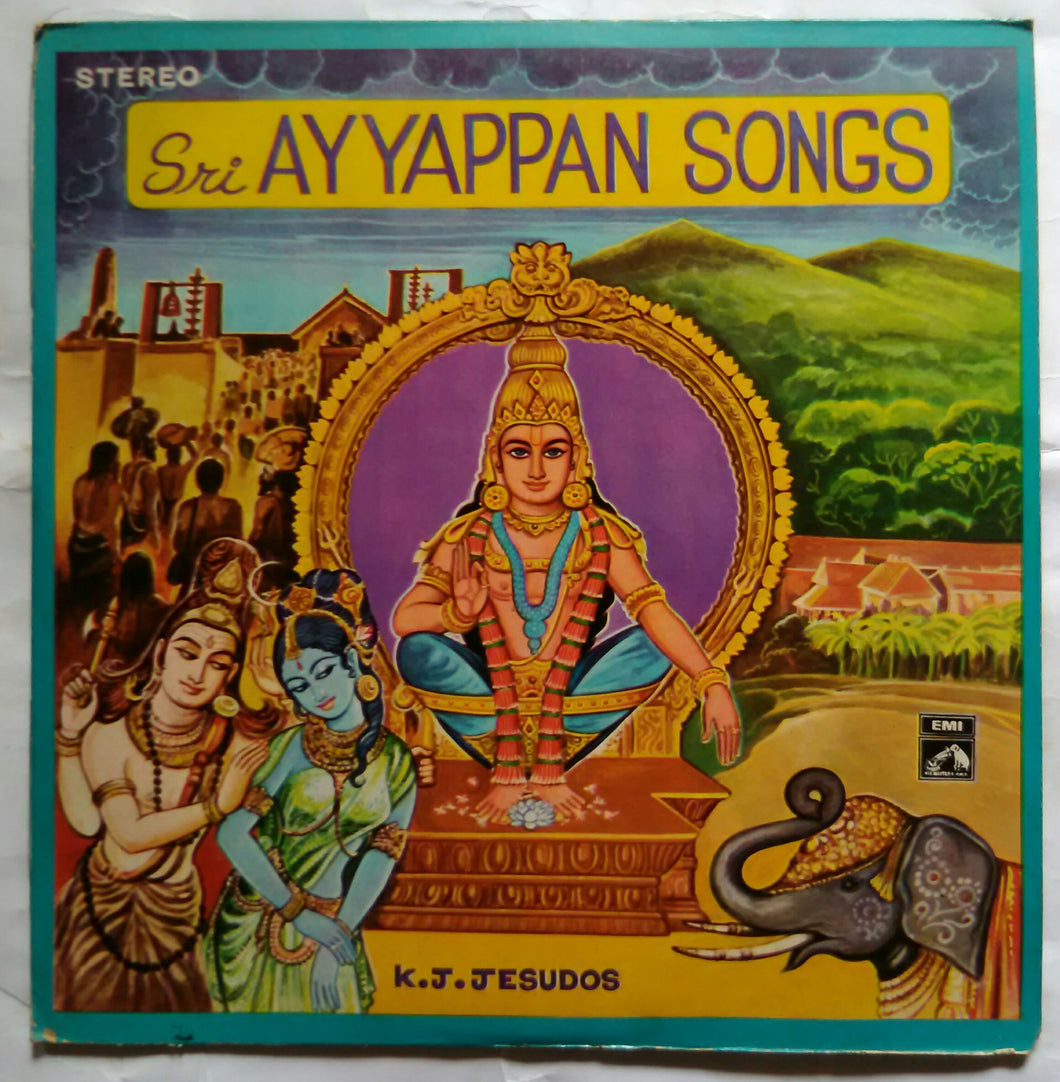 Sri Ayyappan Songs By K. J. Jesudos ( Malayalam )